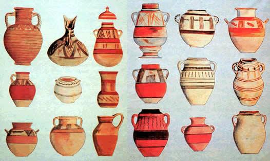 Untitled document for Origen de la ceramica